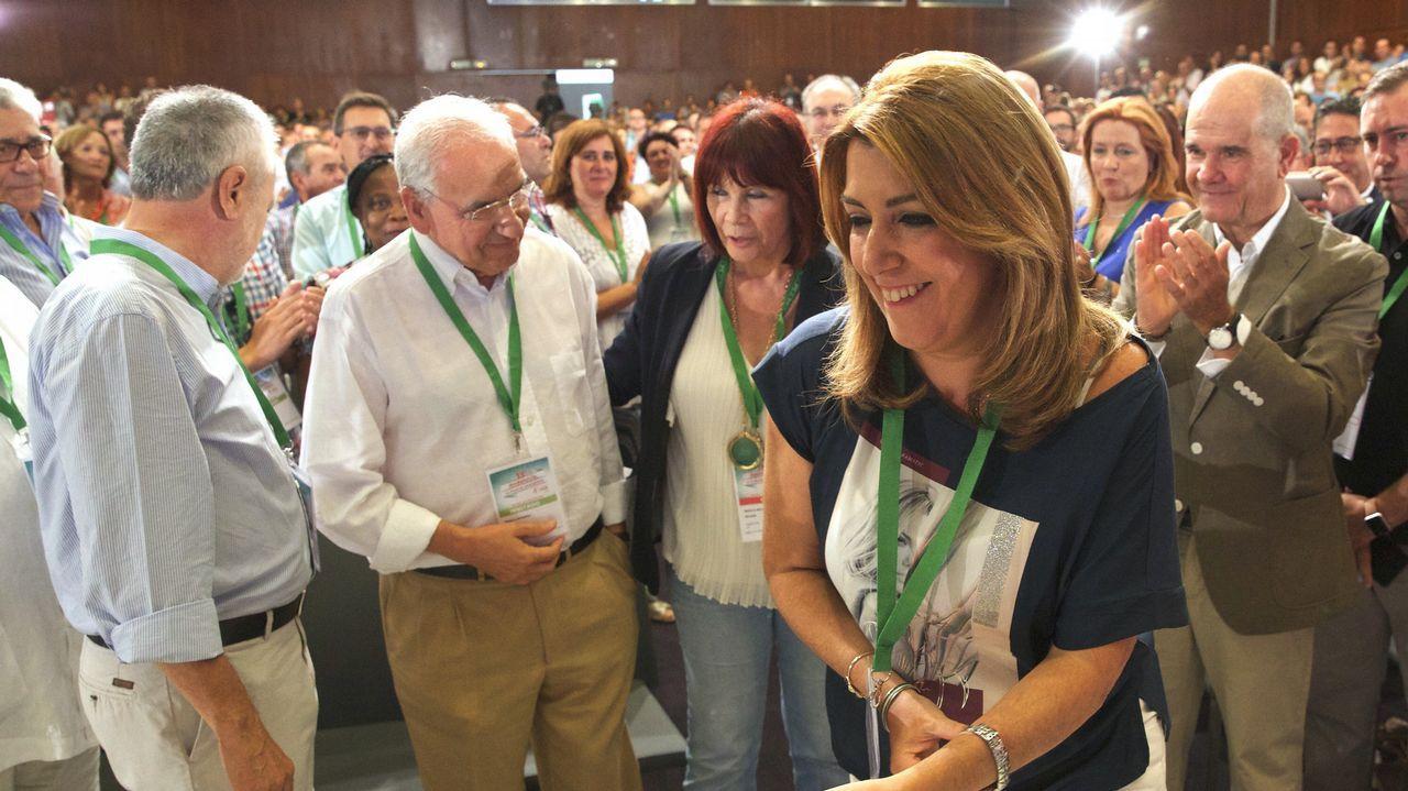 Antonio Trevín, durante una intervención en el Congreso.Antonio Trevín, durante una intervención en el Congreso