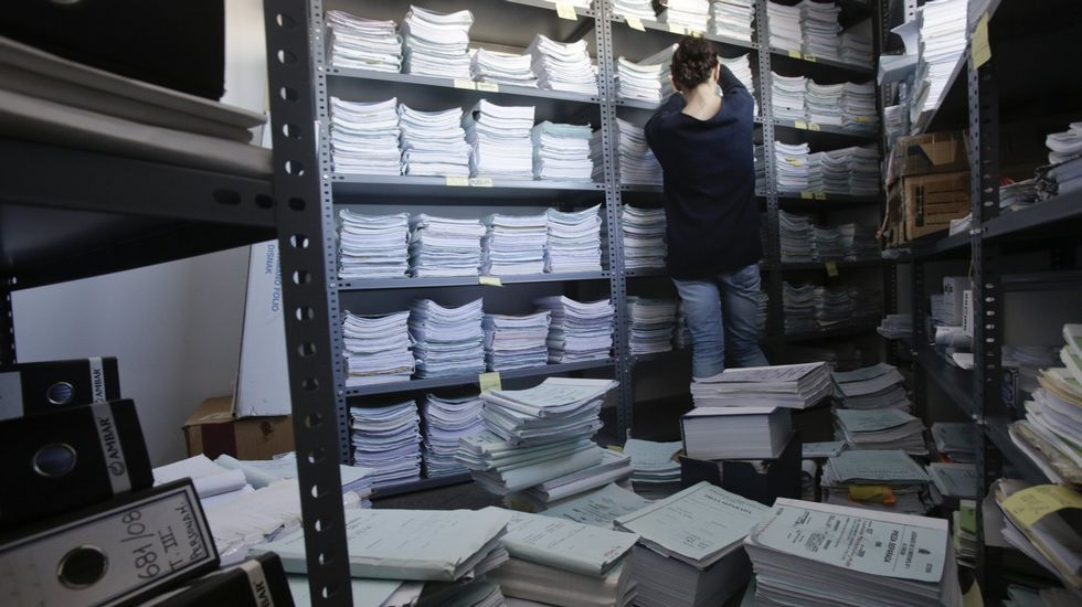 Oficina de empleo en Ferrol