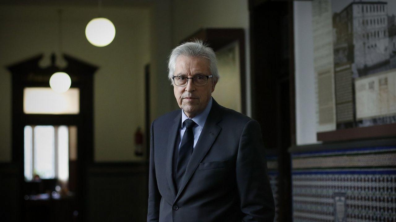 Miguel Ángel Cadenas es el presidente del Tribunal Superior de Xustiza de Galicia