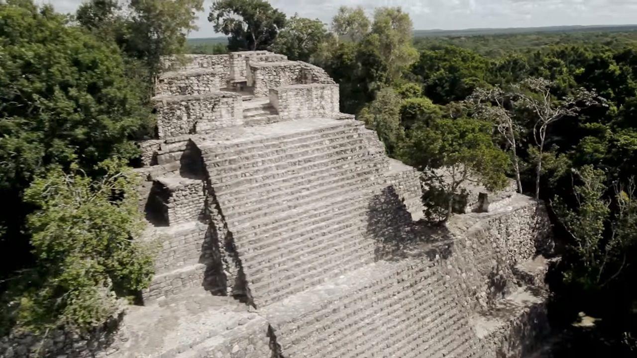 Calakmul, el «Nueva York maya».