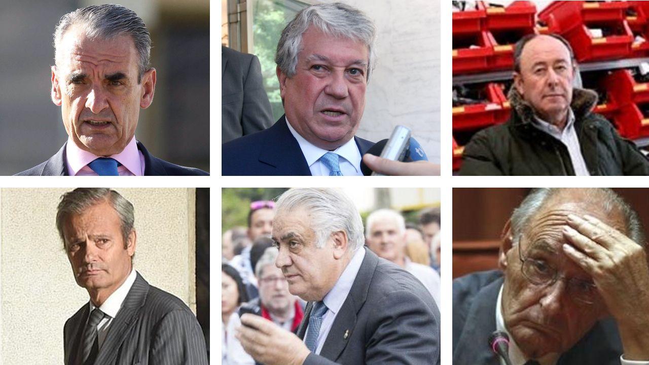 Javier Etcheverría de la Muela: «Me dio pena perder nuestra marca, pero me pudo más la cabeza que el corazón».Juan Carlos Escotet