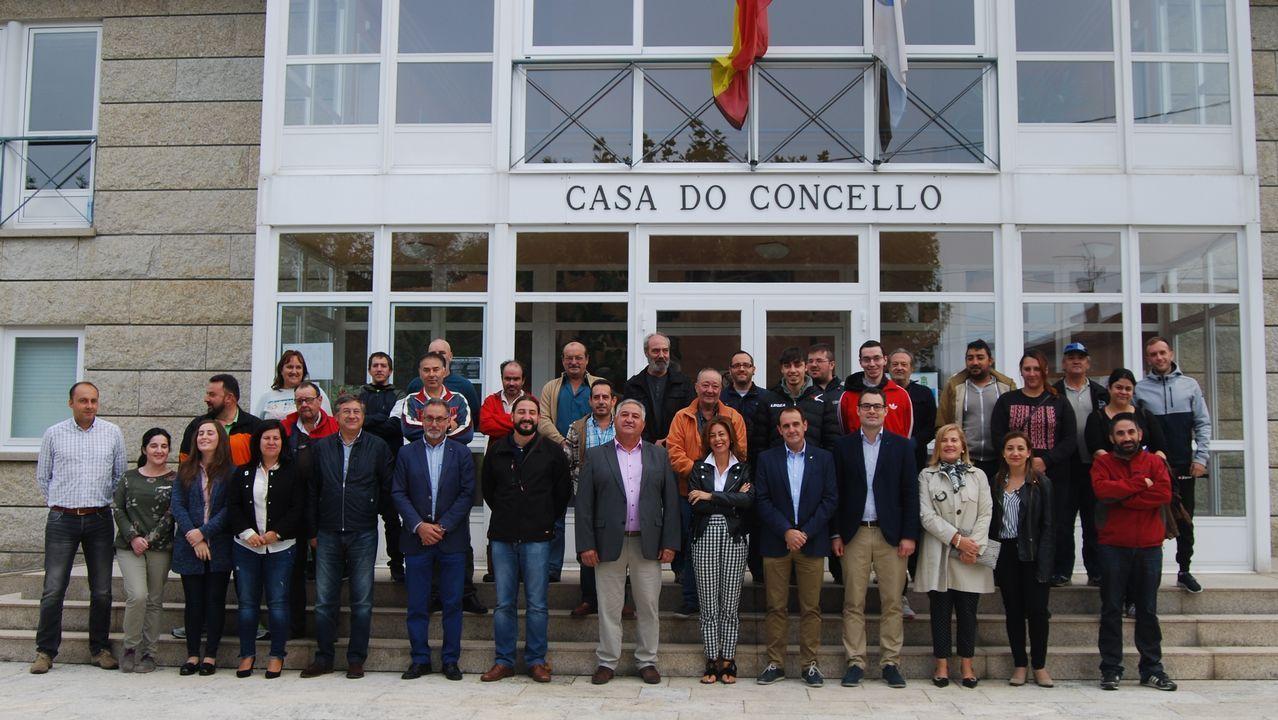 Exaltación de carne en Montederramo.Los Balcóns de Madrid tendrán wifi