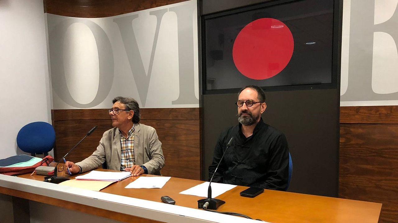 Las imágenes de la invasión gallega en Valença.Roberto Sánchez Ramos y Paco Cao