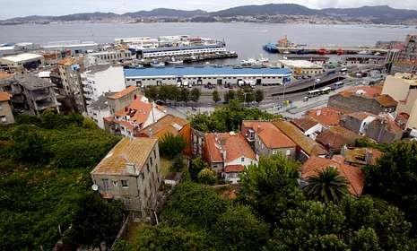 El barrio do Cura fue adquirido por Karpin en el 2006 para construir una urbanización de lujo.
