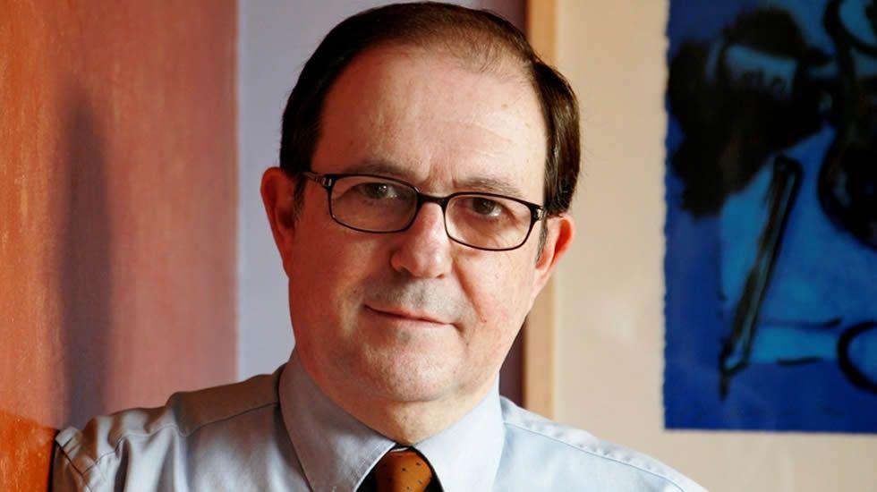 Fernández Díaz critica al gobierno de Pontevedra.GERARD JULIEN