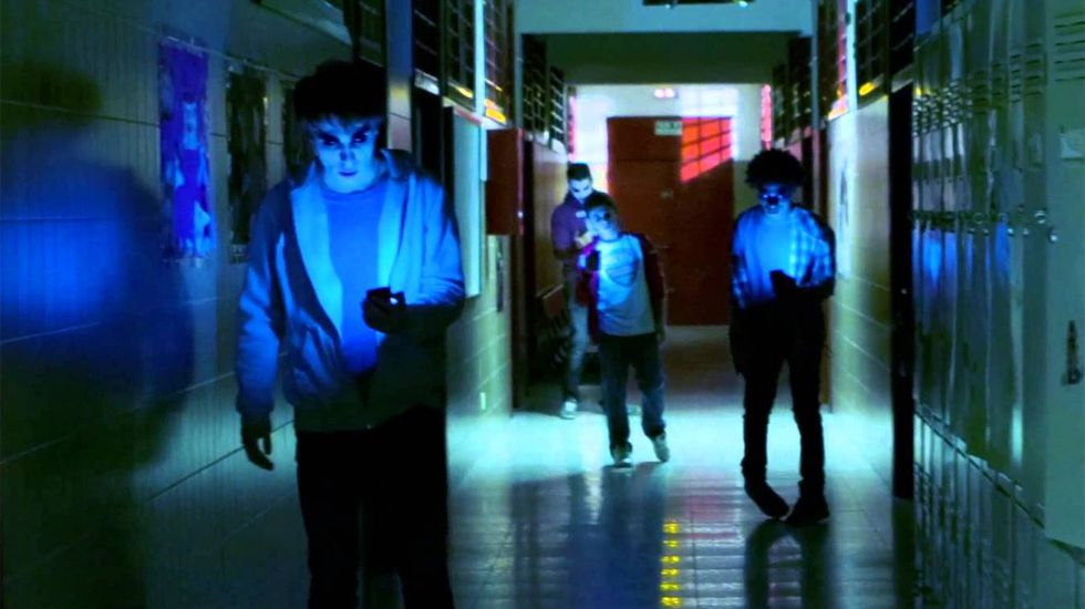 «Phonbies», los zombis del teléfono móvil