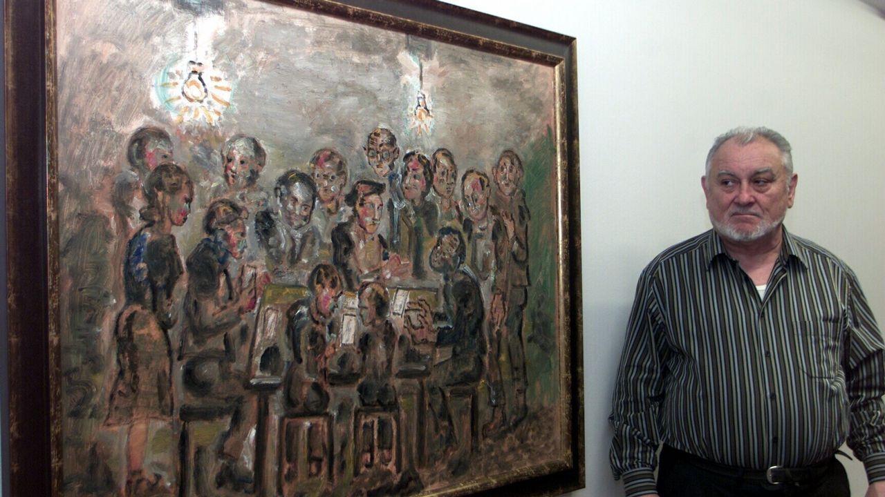 Arte y moda se dan la mano en el Thyssen.Xavier Dolan, este jueves en Cannes