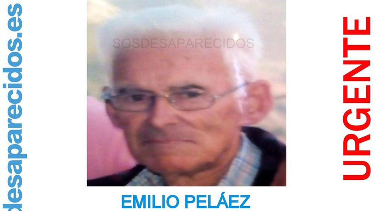 Playa de San Antolín, Llanes.Emilio Peláez, desaparecido el sábado en Llanes