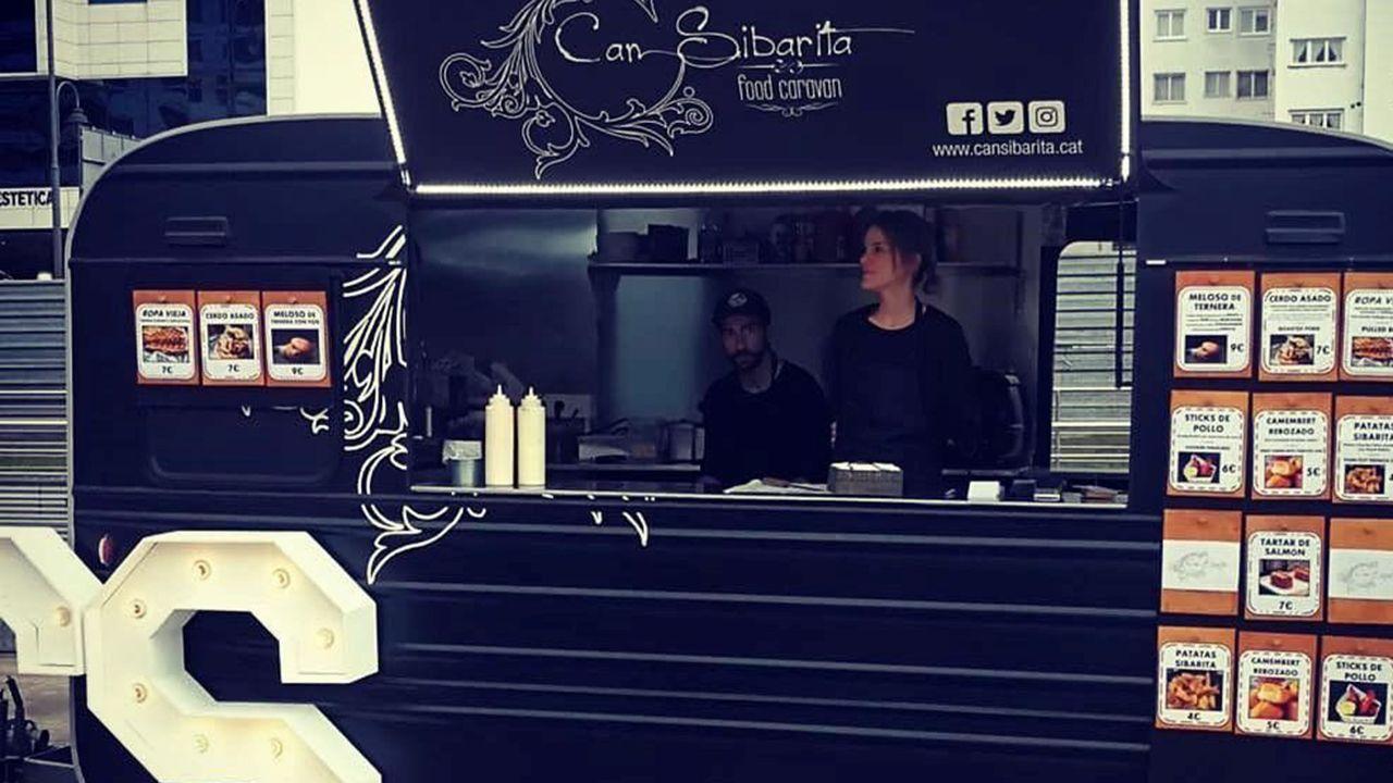 .La Food Truck Can Sibarita