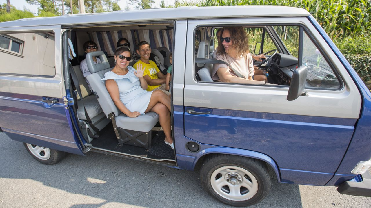 ¡No te pierdas la gama de vehículos que participaron en el Classic Laxe!