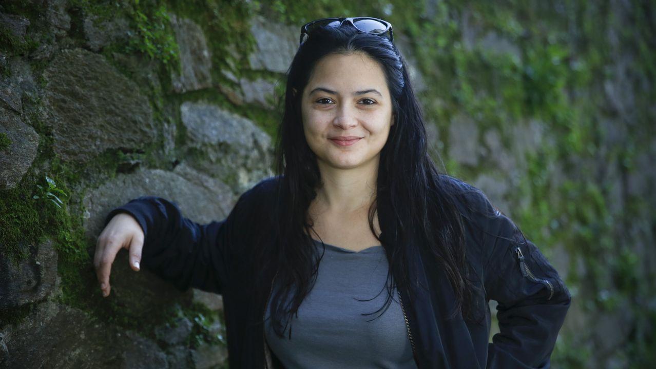 Celtia Sar tiene hoy 27 años, ha estudiado Filosofía y el master en Profesorado de Secundaria