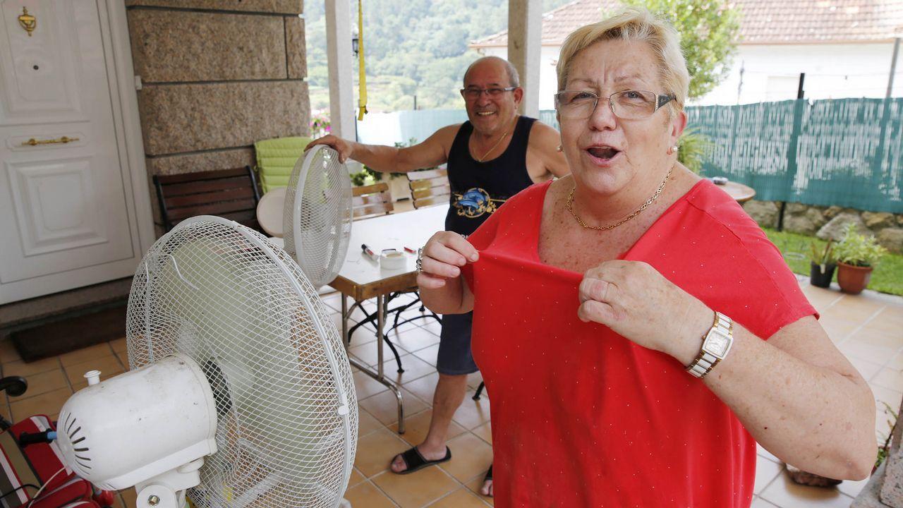 Crónica del 3 de agosto: calima, lluvia de barro y sensación térmica de 50 grados.