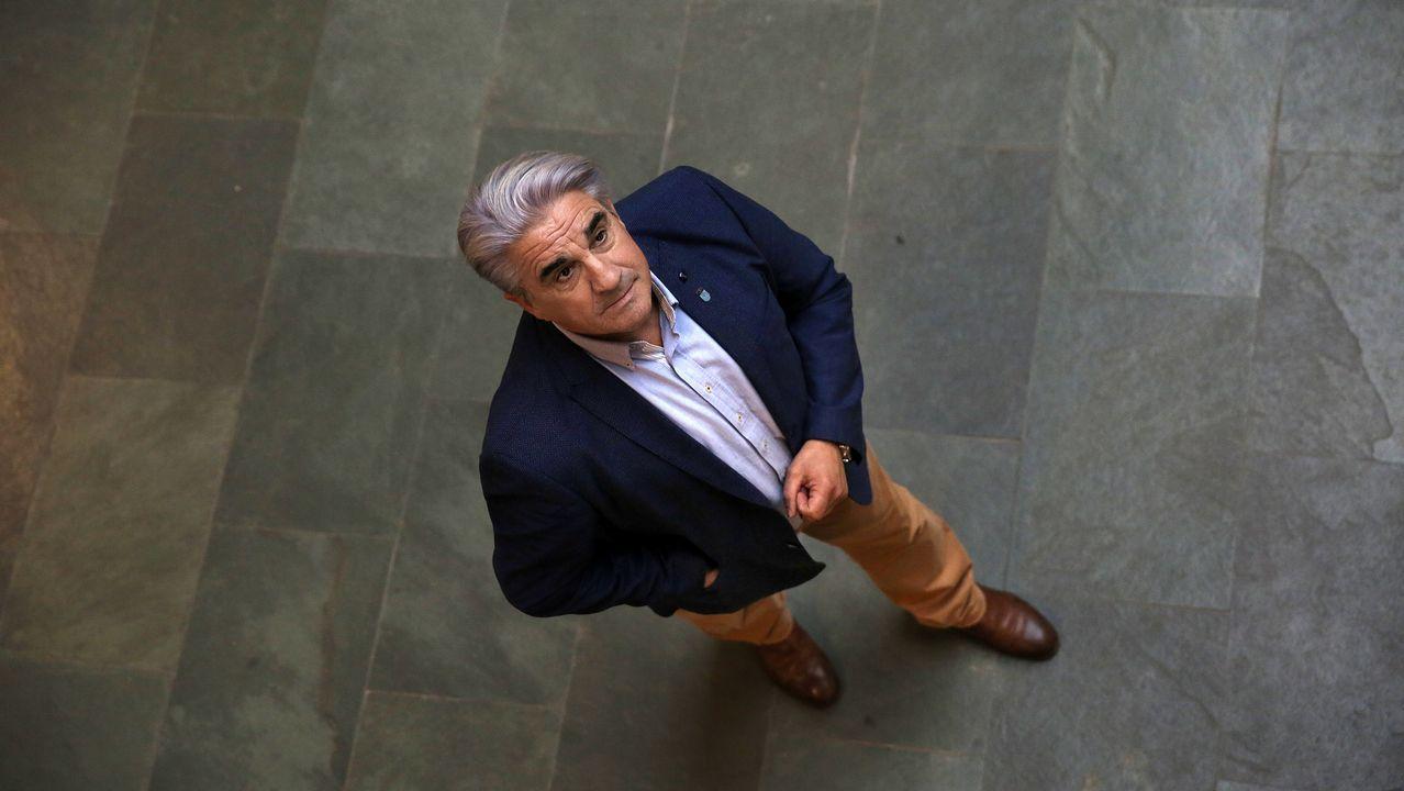 Fernández Sánchez recogió la distinción en Madrid