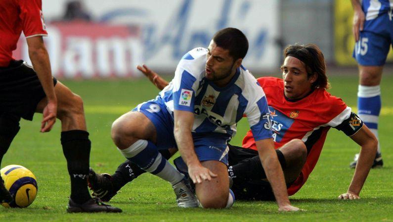 Vídeo resumen del Mallorca 1 - Valladolid 5.Rafinha, en Riazor el domingo pasado