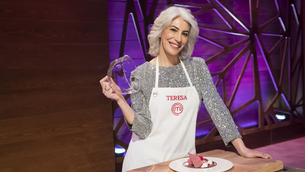 Teresa entró a formar parte del equipo de Samantha