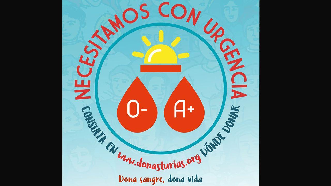 Centro penitenciario de Villabona.Campaña de donación de sangre