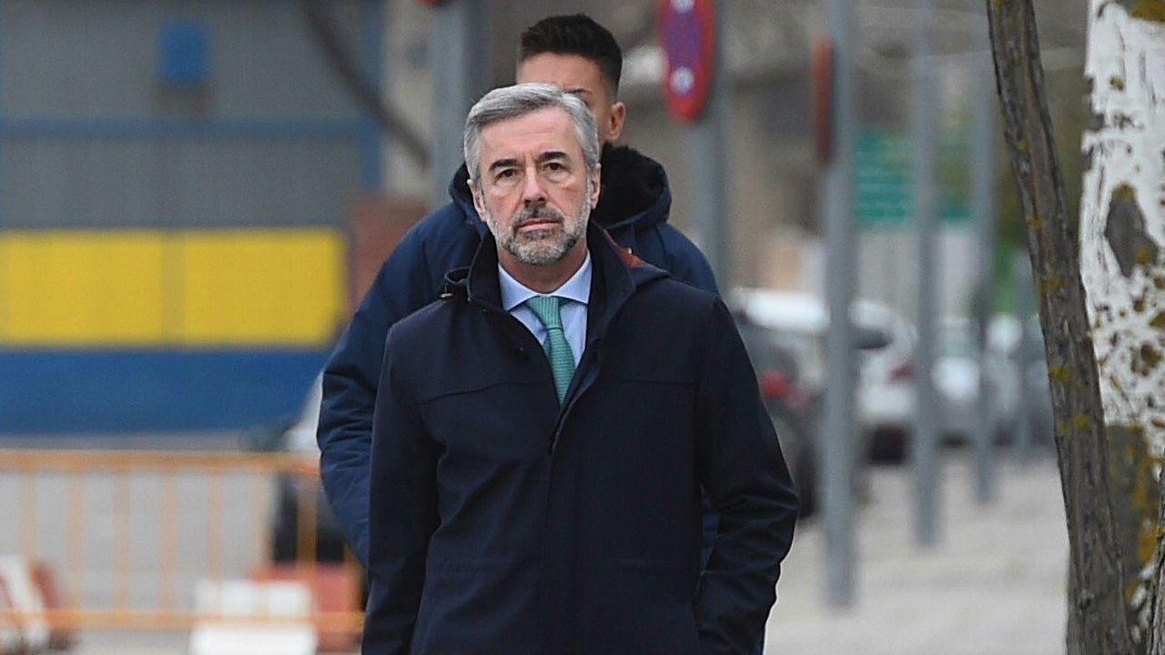 Francisco González sobre Rato: «Le dije que lo mejor era que dimitiera»