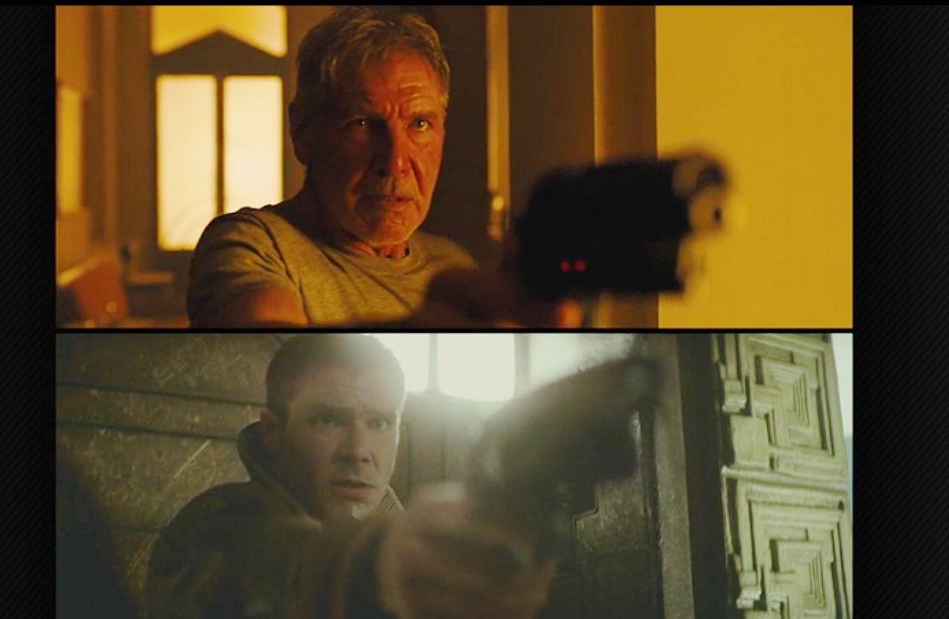 «Blade Runner 2049» vs «Blade Runner».Paul Kasey, de «Star Wars» y «Doctor Who»
