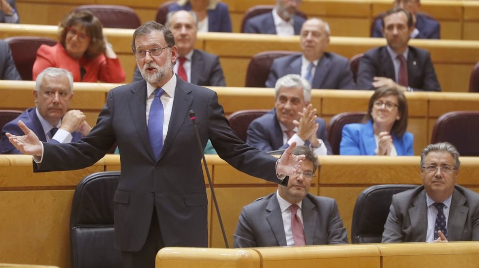 Rajoy a Espinar: «En lugar de tanta Coca Cola, tome tila, que le va a sentar mejor».MIchael Flynn