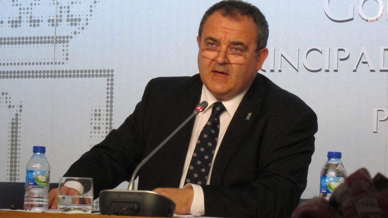 El consejero de Empleo, Turismo e Industria, Isaac Pola