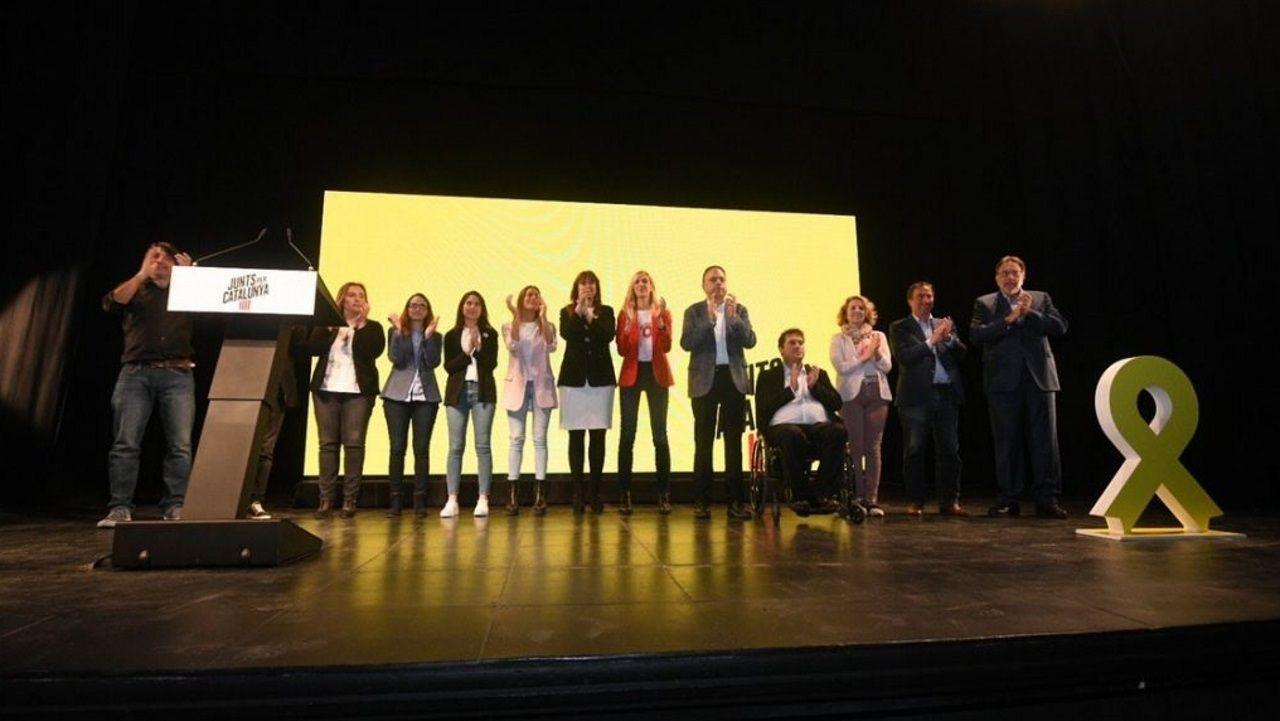 Candidatos a las elecciones generales del 28A