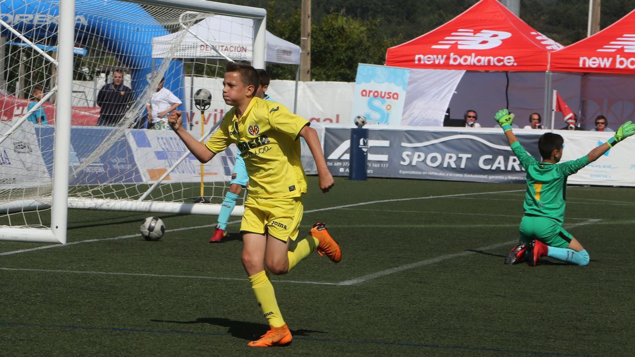Las imágenes del Arousa Fútbol 7.Vicepresidente del Gobierno y ministro de Desarrollo, Luigi Di Maio