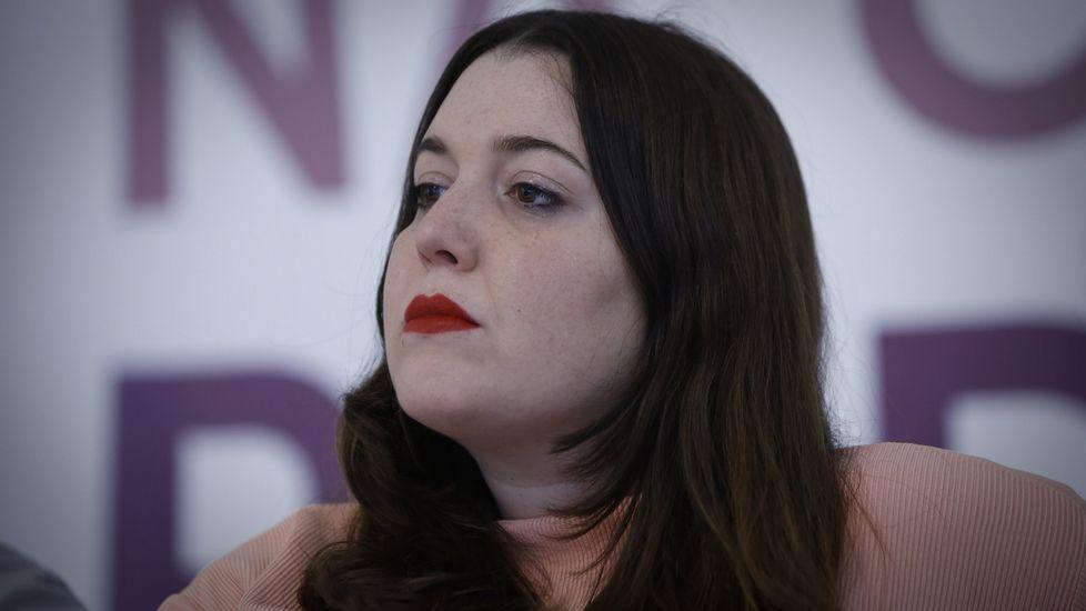 Una diputada de En Marea, obligada a volver de Nueva York para votar el decreto de la estiba