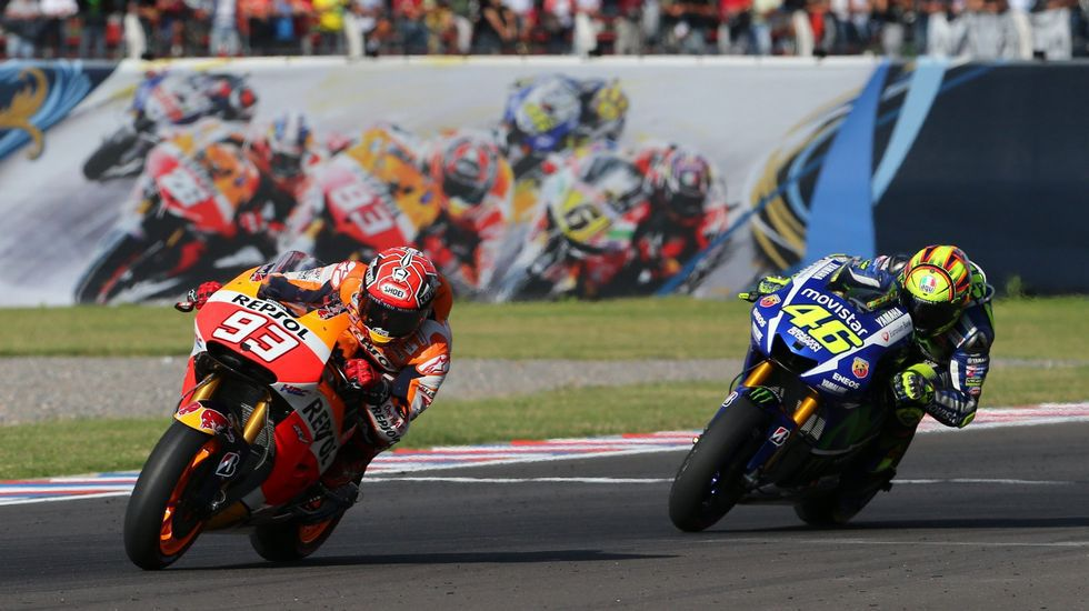 El Gran Premio de Jerez, en imágenes