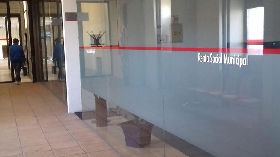 Oficinas de la Renta Social Municipal en El Coto (Gijón).Oficinas de la Renta Social Municipal en El Coto (Gijón)