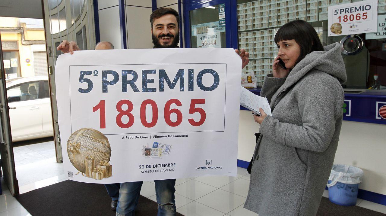 «A faba de ouro»reparte 800.000 euros en Lourenzá.