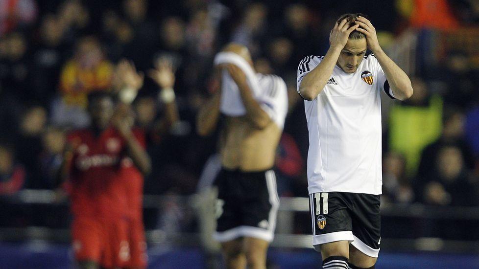 La selección gallega se entrena en Riazor
