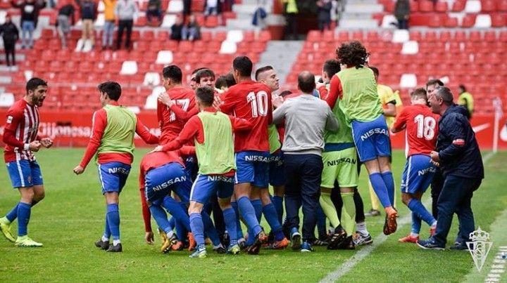 La Folixa, Gijón.Sporting B