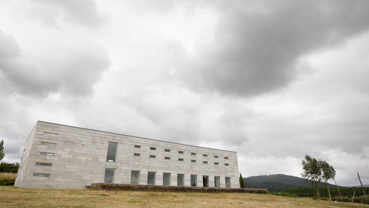 Edificio Expolemos, antigua sede de la fundación comarcal y ahora propiedad municipal