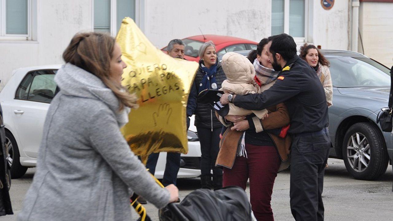 El Cantabria vuelve a casa