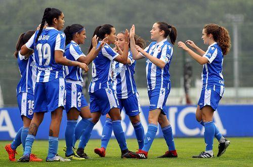 Real Oviedo Femenino Valladares.Alineacion oviedista ante el Valladares