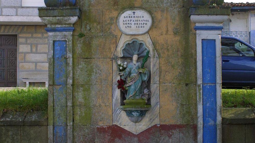 La imagen esencial de Bill Viola en la era del selfi.O galego, a literatura e o ensino foron os tres compromisos de María Victoria Moreno.