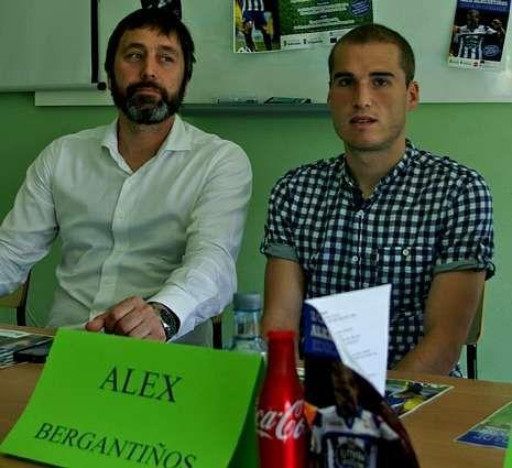 Bergantiños presentó en Vilasantar el campus que lleva su nombre