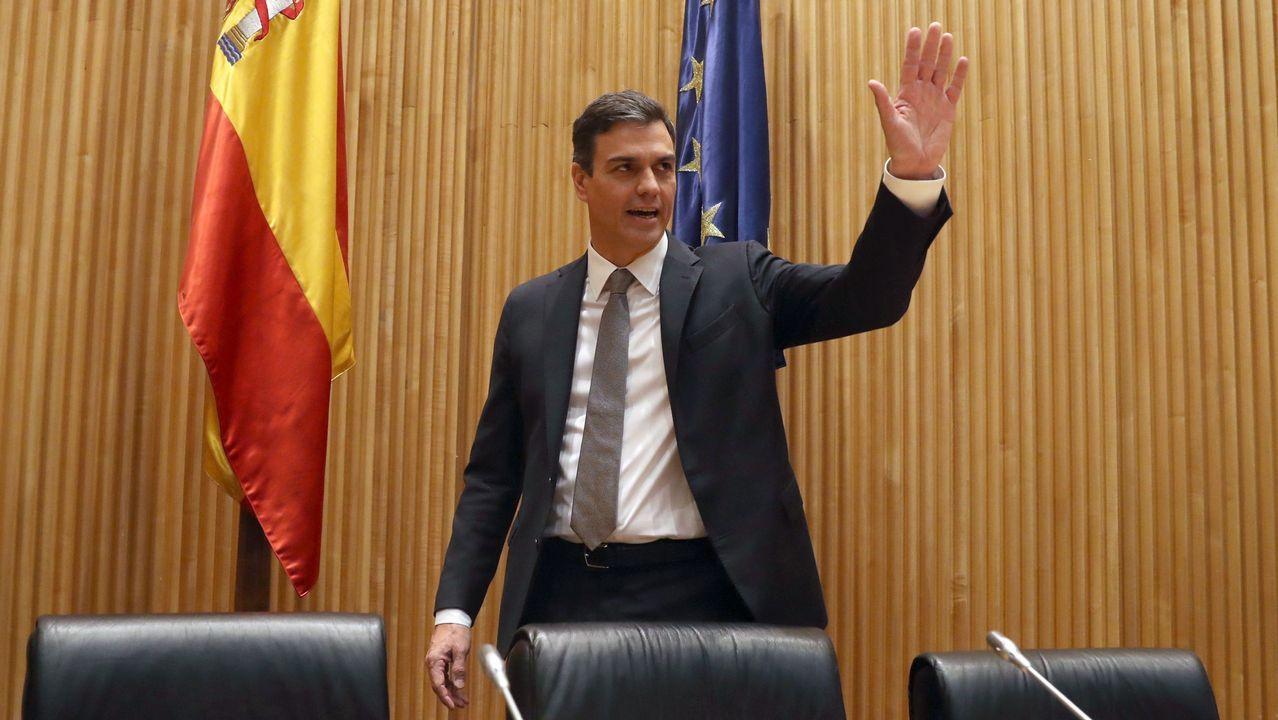La mañana en el Congreso en tres minutos.Pedro Sánchez