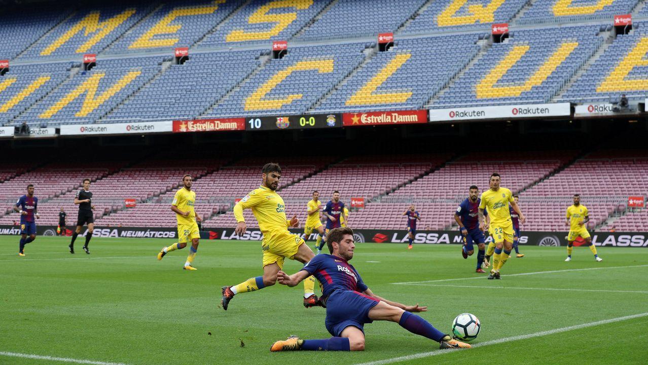 Guardiola se quita el sombrero ante el Real Madrid.Las redes sociales se vuelcan con Galicia