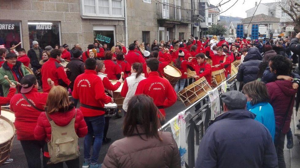 El domingo 24 será el desfile de folións por Trives