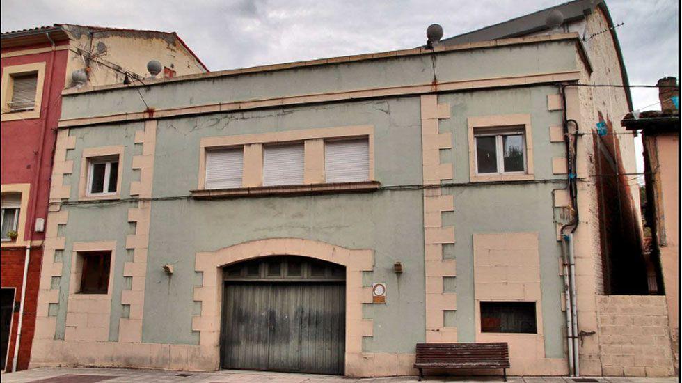 Cine Ayala de Oviedo.Cine Espina de Olloniego