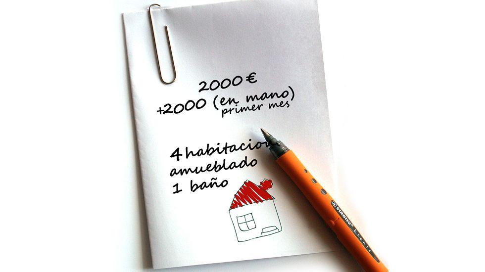 Ilustración del «Protocolo contra el maltrato» presentado en Galicia
