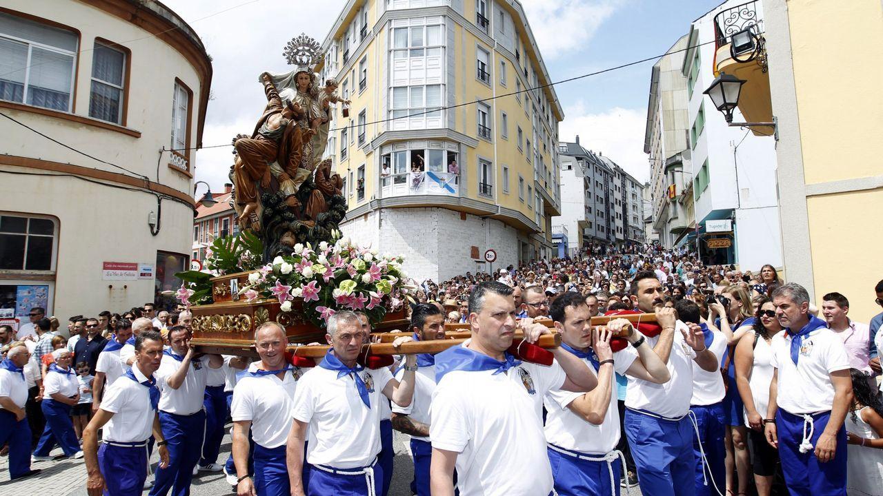 Ourense celebra la Constitución.En 2015 fue la última vez que se celebró el festival de la canción humorística