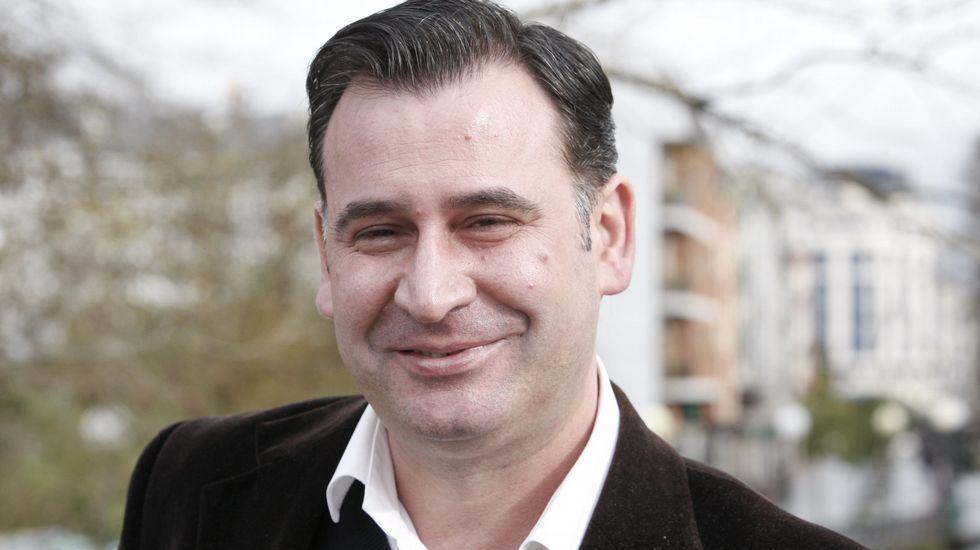 .El popular José ANtonio García pierde la mayoría absoluta en Sarria.