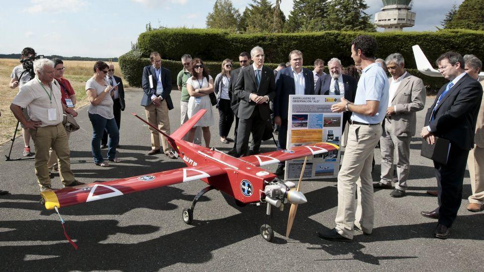 El de Rozas será el primer polo tecnológico e industrial de naves no tripuladas de España.
