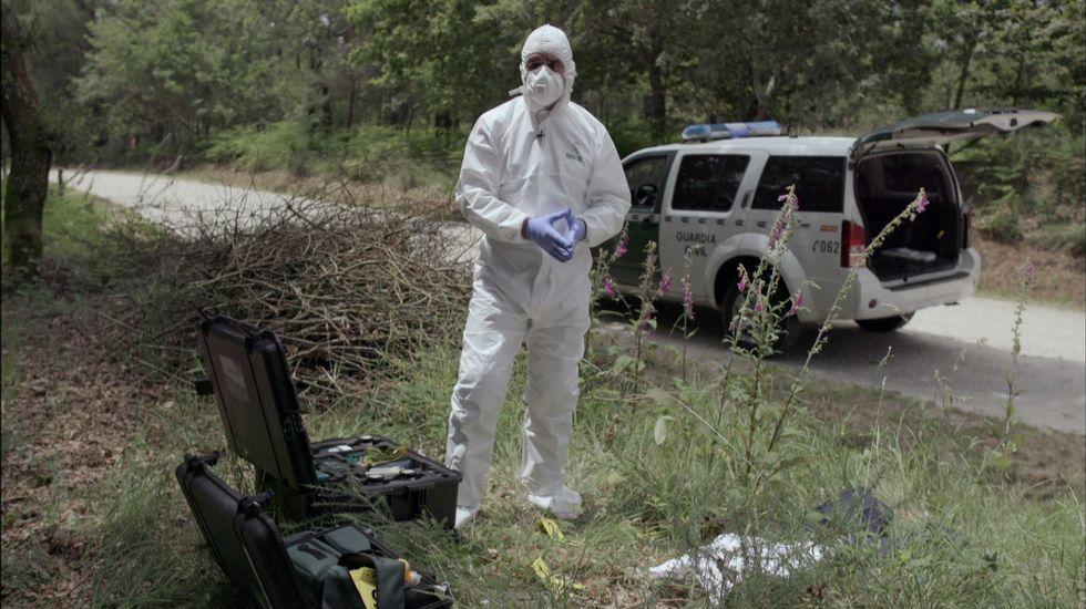 «Fariña», la narcoserie sobre los clanes gallegos de la droga.Simon Manley