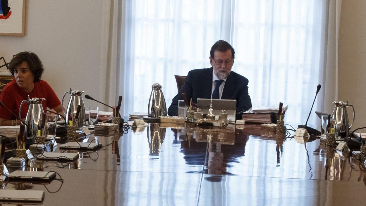 Más que contar: especialdeclaración de independencia en Cataluña.Imagen de archivo del Senado