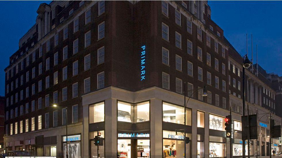 .Edificio ubicado en Oxford Street, cuyo principal inquilino es Primark, competidor de Zara.