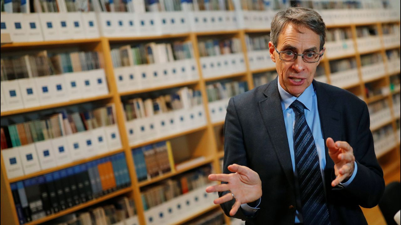 Kenneth Roth fue el encargado de presentar el informe