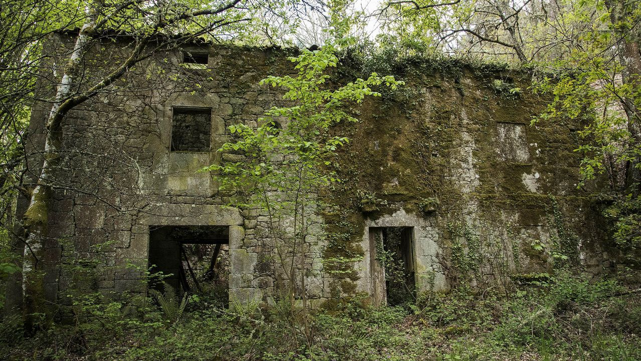 Fachada de la Casa de Casandiño